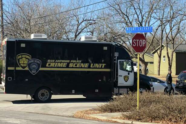 Police have closed off the 200 block of Chevy Chase after receiving a shots fired call on Jan. 22, 2017.