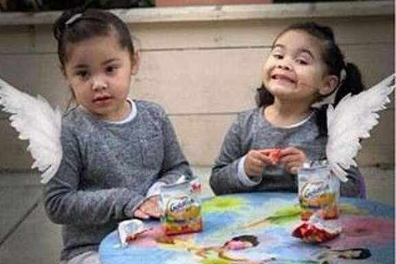 Lenexy Cardoza, 4, and Camila, 2, were killed when an auto-theft suspect crashed into their car Wednesday in Antioch, authorities said.