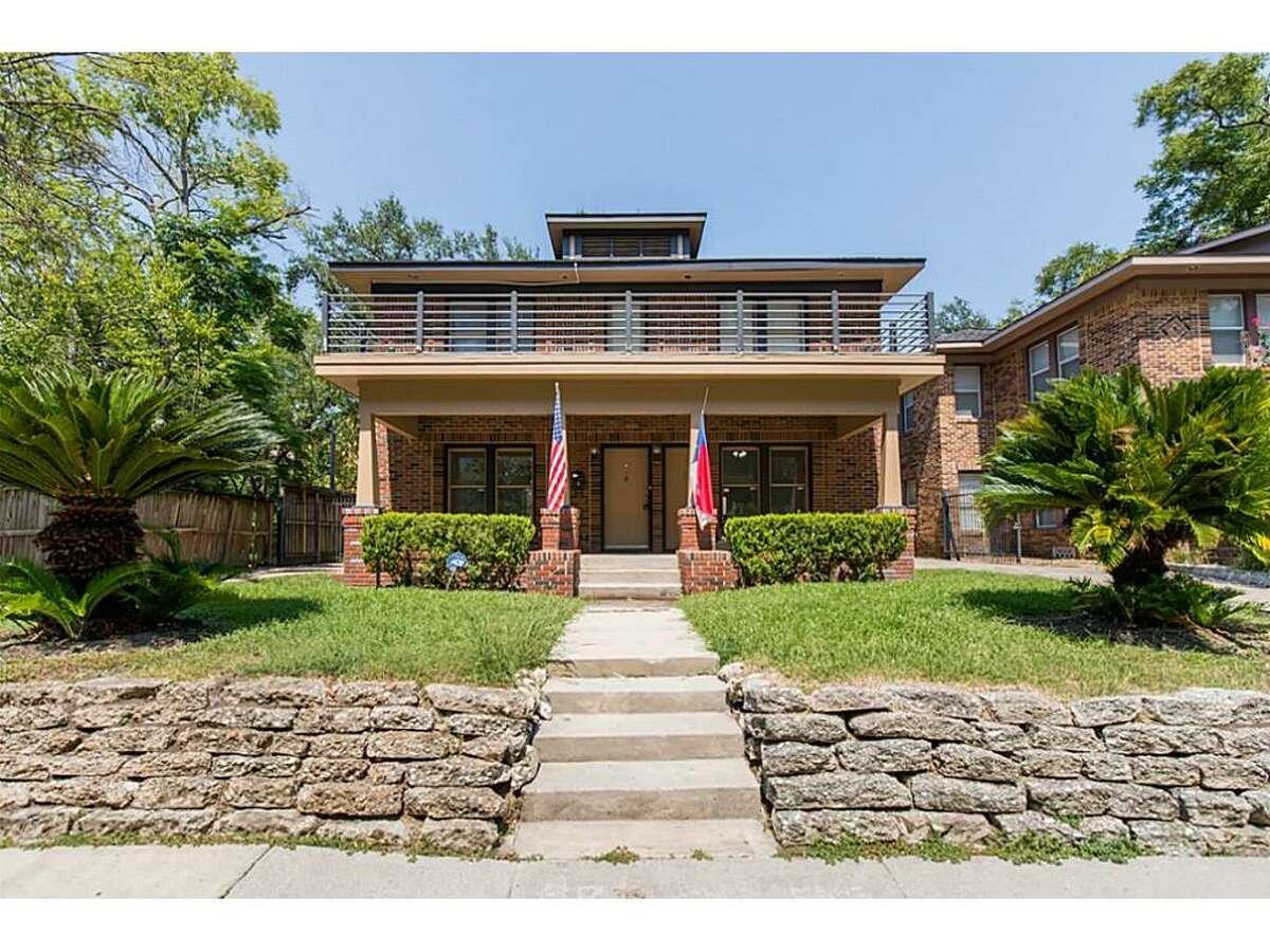 Montrose: 1338 W. Pierce, #1 Price: $1,800 per month Size: 2580 square feet