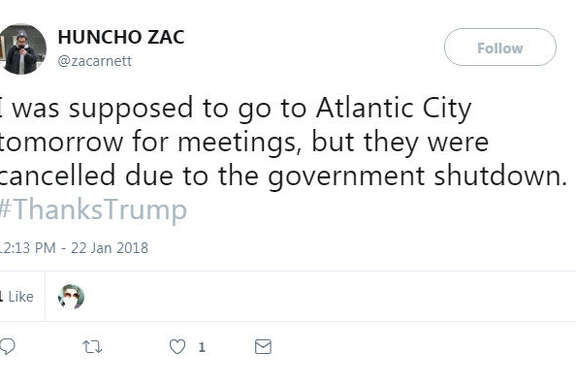 While the government appears to be back open for business, let's take a look at some of the best shutdown tweets.