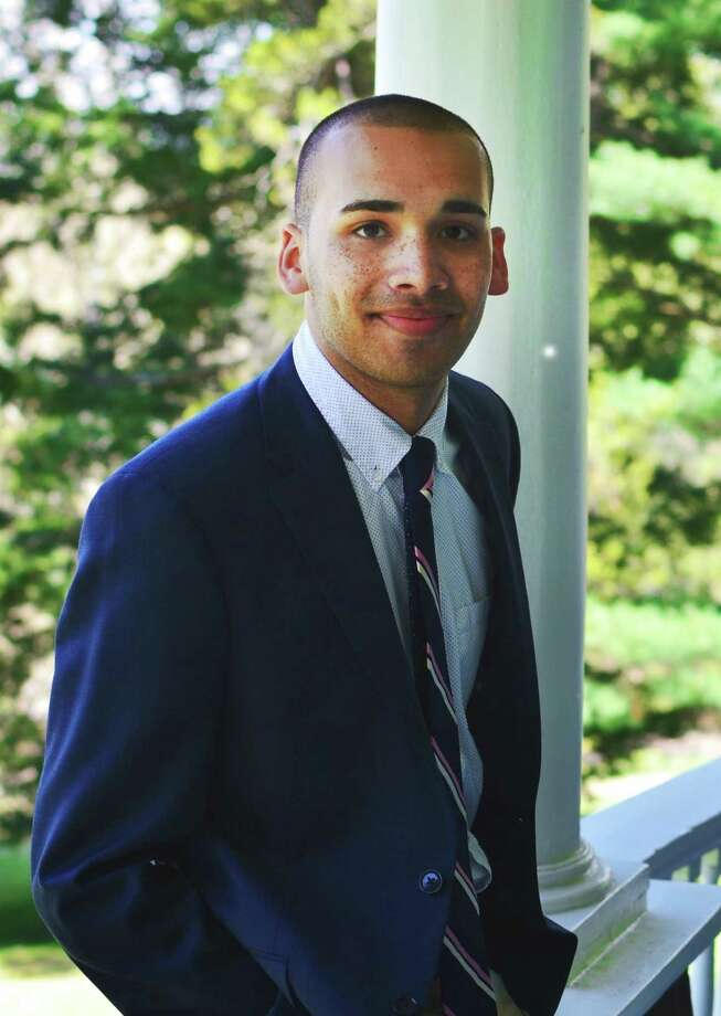 Raghib Allie-Brennan qualified for public campaign financing in his run for state representative of the 2nd District. Photo: / Contributed Photo