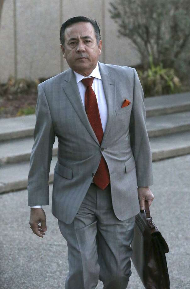 State Sen. Carlos Uresti is facing 11 felony charges, including conspiracy to commit wire fraud, securities fraud and money laundering over his involvement in now-defunct oil field services company FourWinds Logistics. Photo: John Davenport /San Antonio Express-News / ©John Davenport/San Antonio Express-News
