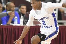 Clear Lake vs Houston Christian  Basketball Houston Christian No 2 Sahvir Wheeler