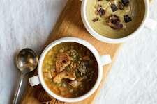 As You Like It Lentil Soup.