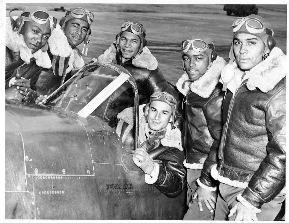 The Tuskegee Airmen flew with distinction during World War II as the 332nd Fighter Group of the US Army Air Corps. Photo: Submitted Photo / Submitted Photo