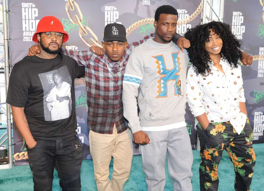 1f2a742b Kendrick Lamar, Sza among Top Dawg Entertainment's roster of stars ...