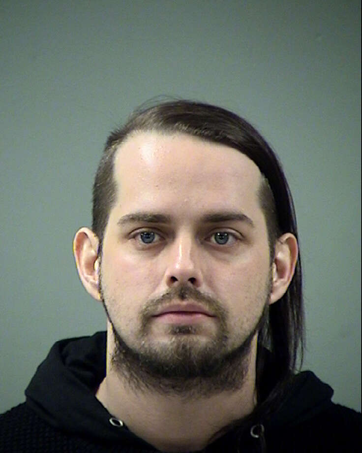 Daniel Fox, 32, was booked into the Bexar County Jail on an $800 bond. He bailed out of jail shortly afterwards, according to jail records. Photo: Bexar County Jail