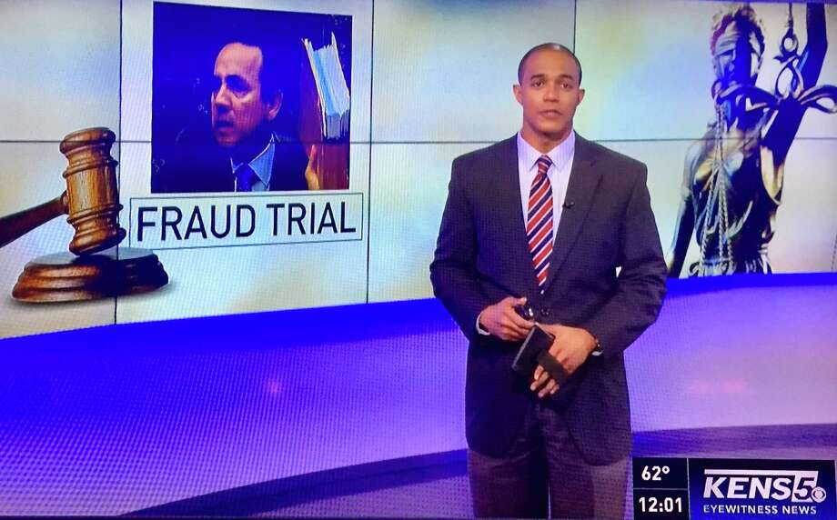 Click through the slideshow to view 10 fun facts about Aaron Wright, the new anchor at KENS.1.Wright is a millenial. He's 31 and a 2009 journalism school graduate of Hampton University in Hampton, Va. Photo: Screen Grab /KENS
