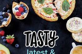 """Tasty Latest & Greatest: Everything You Want to Cook Right Now"" (Clarkson Potter/Publishers $19.99). (Crown Publishing Group)"