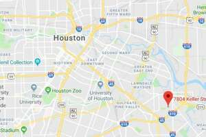 A mam was shot and killed Sunday at a home in the 7800 block of Keller in southeast Houston.