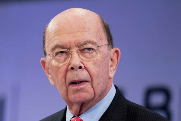 Commerce Secretary Wilbur Ross at the Confederation of British Industry Annual Conference in London on Nov. 6, 2017.