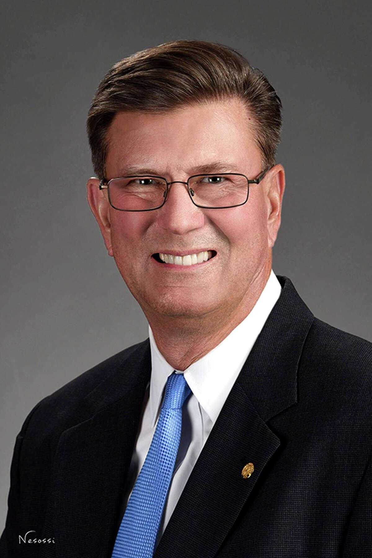 Sugar Land Mayor Joe Zimmerman
