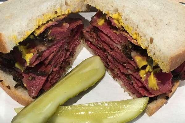 Augie's sandwich