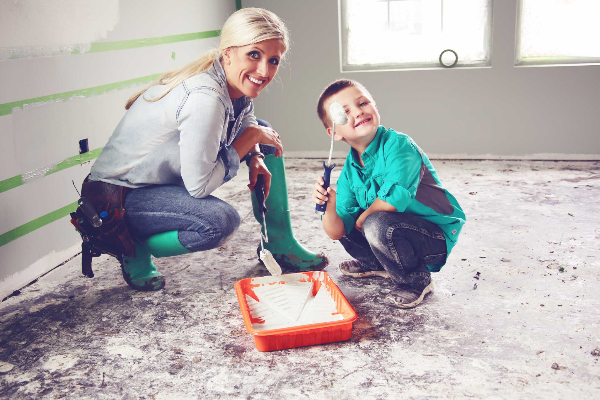 Diy Home Remodeling Tv Stars In Houston To Show How Flip