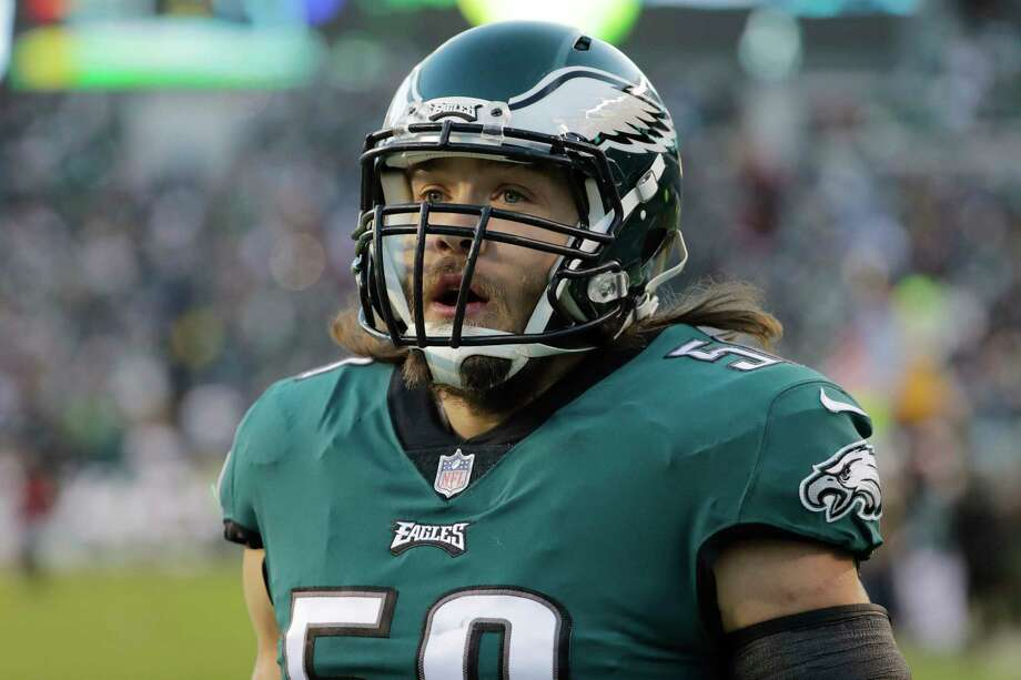 Bryan Braman, LB, EaglesBraman broke in with the Texans as a special-teamer, spending three seasons in Houston from 2011-13. He signed with the Eagles as a free agent and spent three seasons in Philadelphia. After a brief stint in New Orleans, he returned to the Eagles in December, appearing in the final three regular-season games and both playoff contests. Photo: Chris Szagola, Associated Press / FR170982 AP