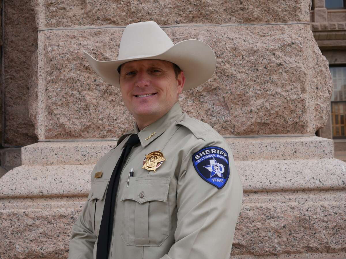 Williamson County Sheriff Robert Chody