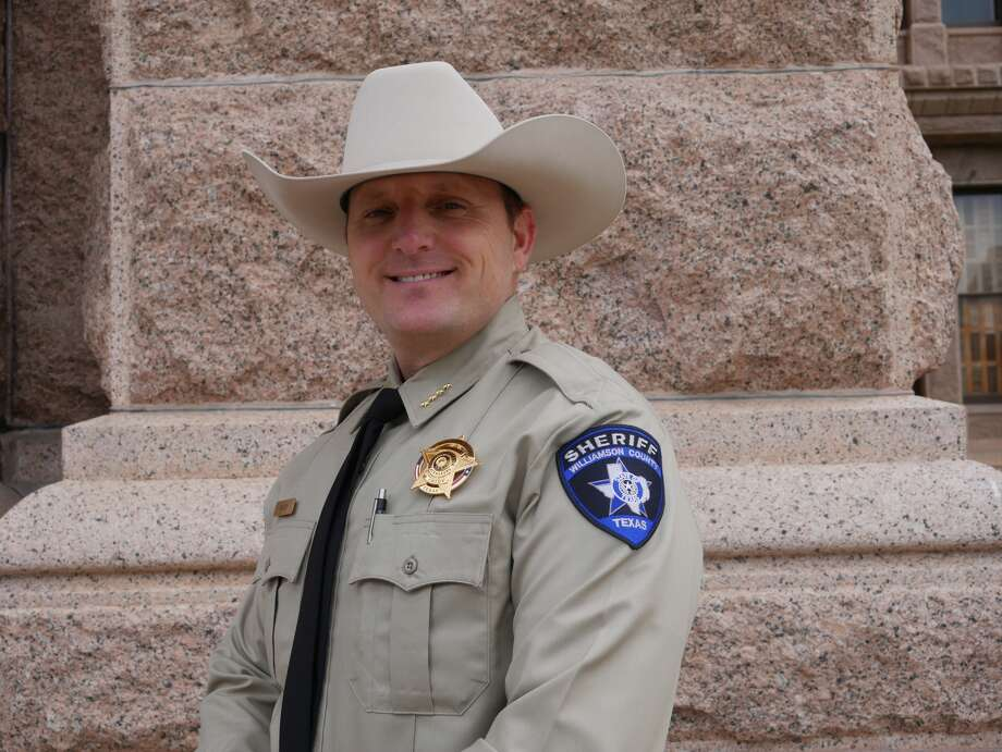 Williamson County Sheriff Robert Chody