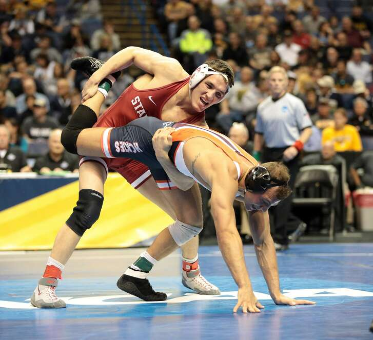 Stanford's Paul Fox, an All-American last season, has a 15-5 record this year.