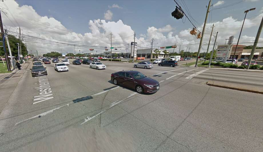 A recent study examining 2012-2015 Texas Department of Transportation crash data rankedthe most dangerous places to cross the street in Houston. 12. Westheimer & Dunvale   Crashes:10  Total injuries:10  Deaths:0  Texas rank:69   Photo: Google Maps