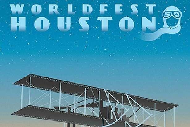 The 2017 poster for WorldFest-Houston