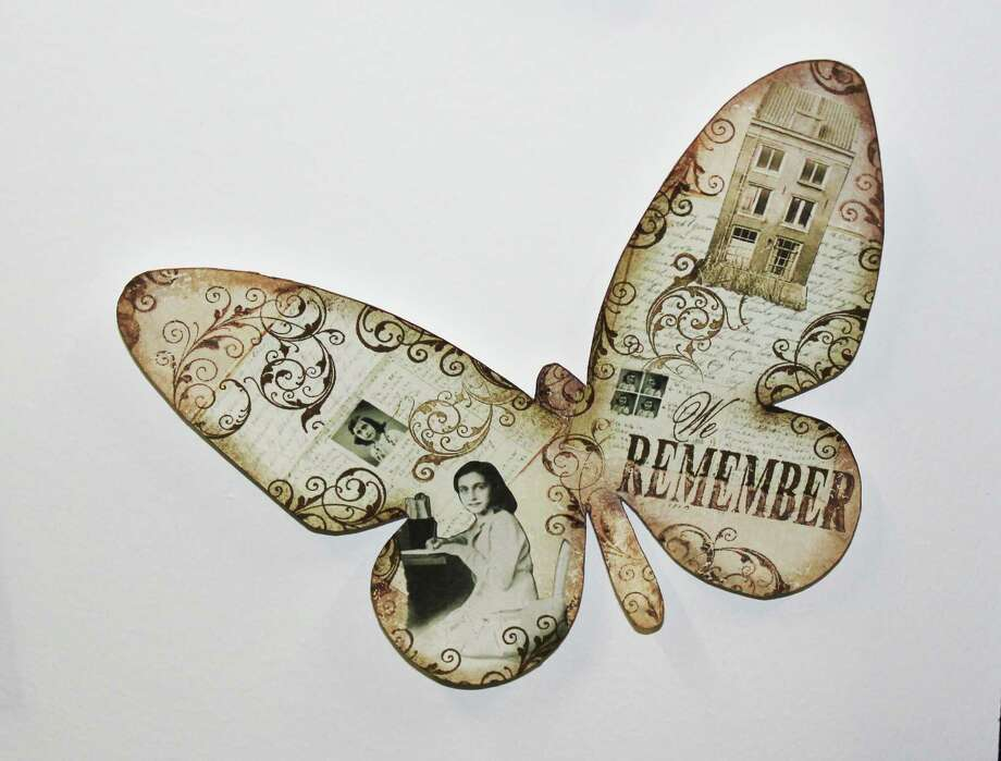 The Holocaust Museum Houstons Butterfly Project Which Evolved Over Many Years As Children