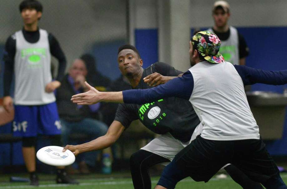 Marques Brownlee, tech YouTuber has side gig as Ultimate Frisbee pro