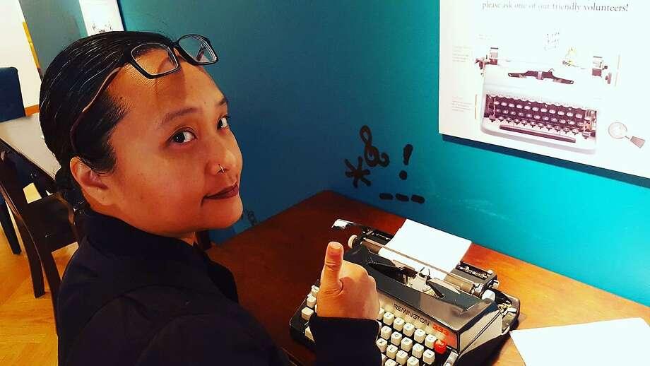 Barbara Jane Reyes Photo: Oscar Bermeo