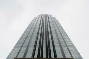 The 64-story Williams Tower, at 2800 Post Oak Blvd., is 92.3 percent leased.