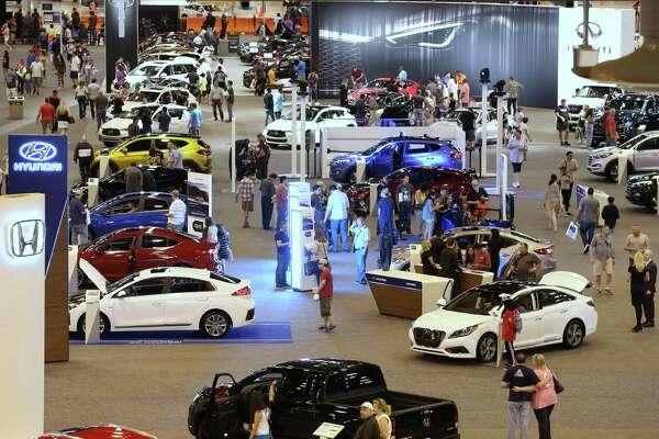 Dealers Hope Houston Auto Show Helps PostHarvey Sales Bump Grow - Car show houston