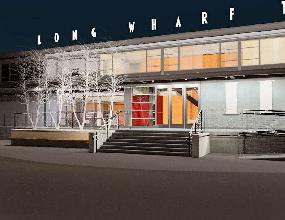 New Haven's Long Wharf Theatre. Photo: Contributed Photo / Contributed Photo / Connecticut Post Contributed