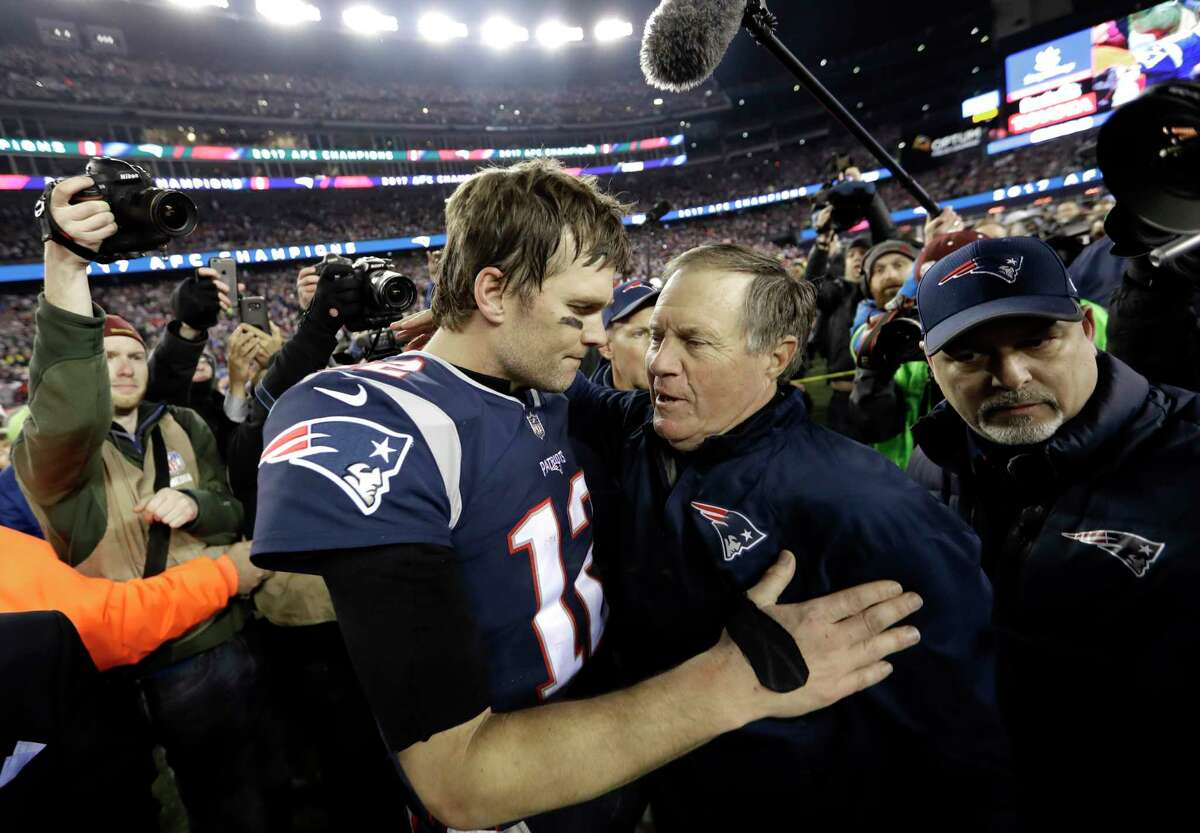 Tom Brady and Bill Belichick combined forces to form the greatest modern dynasty in pro sports.