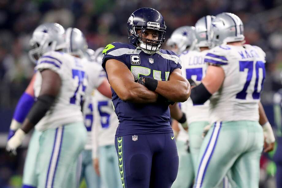 Opponents sleeping on a defense led by Bobby Wagner do so at their own risk.  Photo: Tom Pennington/Getty Images