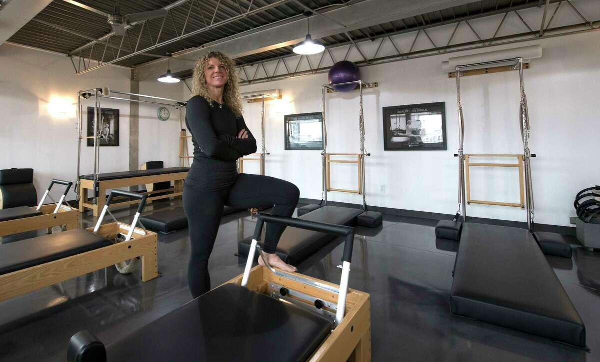 Michelle Pollard in her Studio 4 facility Monday Jan 22, 2018 in Schenectady, N.Y. (Skip Dickstein/Times Union)