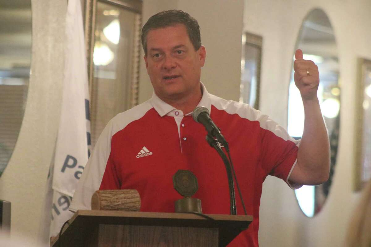 South Houston head football coach Dwayne Lane was hired Monday night in the same capacity at Clear Creek High School.
