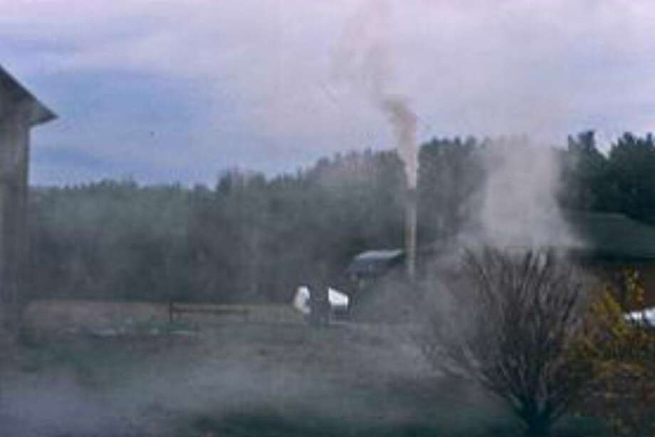 Smoke pollution from wood-fired boilers has drawn complaints from rural neighbors. Health risks in New York generated by the units are also a concern. The boilers are regulated in neighboring states.