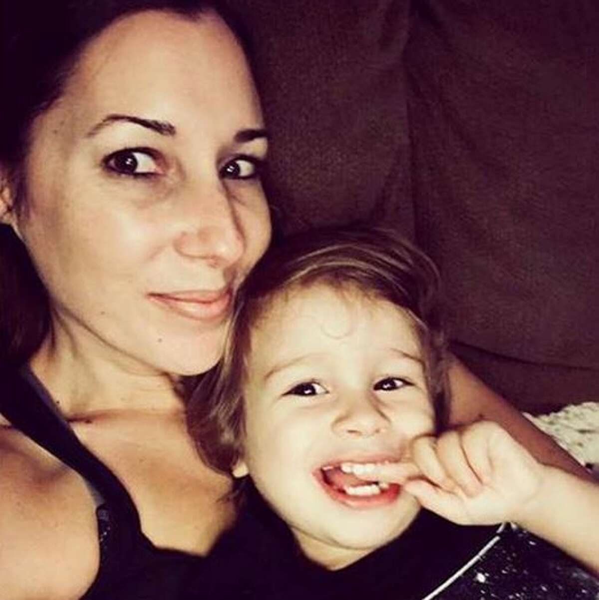 Sarah Alexis Furey, 32, was fatally shot by her estranged husband Sunday morning prior to a scheduled custody exchange of their 1-year-old son, Aaron.