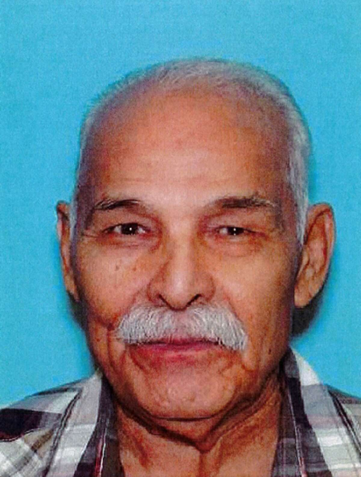 The Bexar County Sheriff's Office is looking for Pete Carreon, who went missing on Jan. 20, 2018.