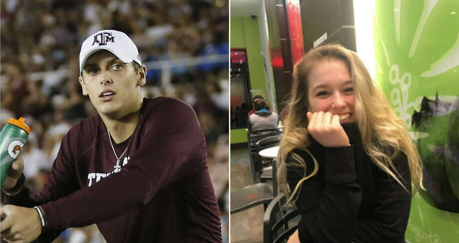 Texas A&M quarterback Nick Starkel tweeted a search for a College Station waitress Lindsey Riney and she was quickly found. Photo: AP Photo/Danny Moloshok | Twitter