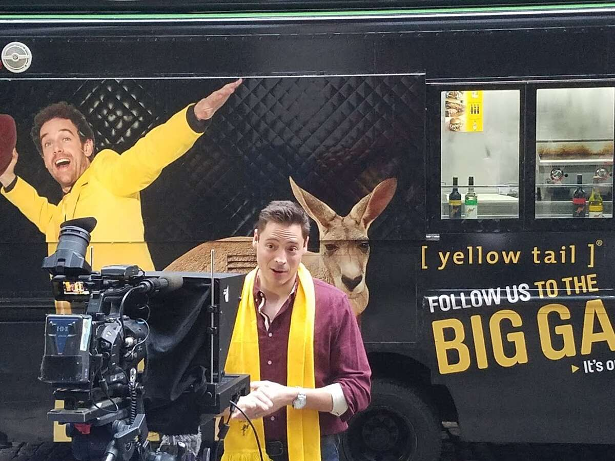 Food Network star Jeff Mauro, co-host of