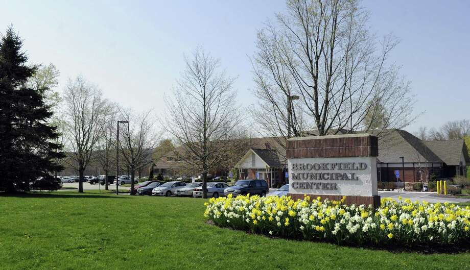 The Brookfield Municipal Center in Brookfield, Ct. is home to the Town Hall, Senior Center, park and playing fields. Photo: Carol Kaliff / Carol Kaliff / The News-Times