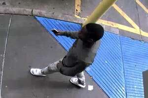 Houston Police have released photos of a second suspect in the killing of an elderly man during a robbery at a grocery store Saturday.
