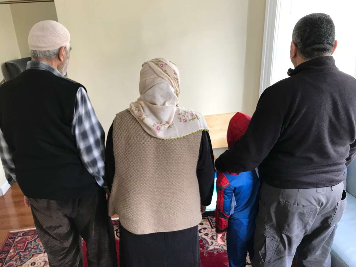 A Turkish family who fled a purge by Turkey's authoritarian regime are fearful political refugees living in an apartment off Delaware Avenue in Bethlehem