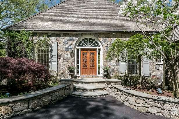"""Cyndi Lauper's North Stamford home, her creative retreat where she wrote """"Kinky Boots,"""" recently sold for $804,625."""