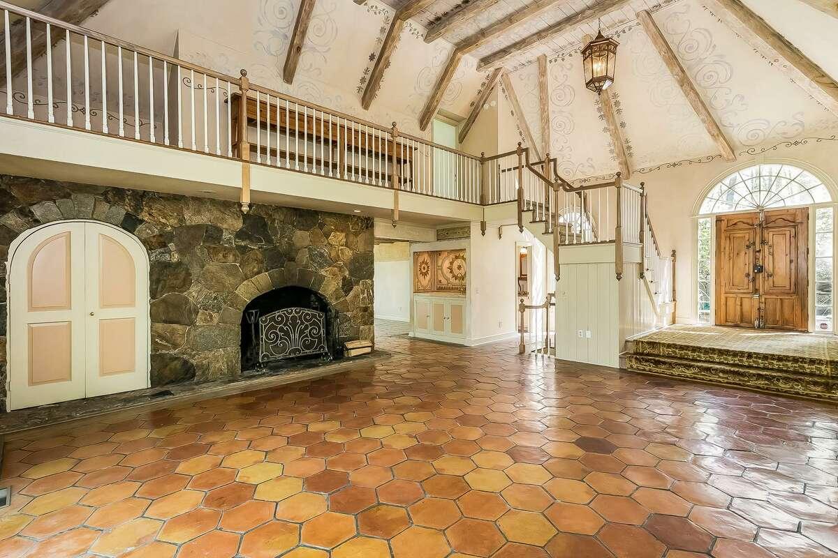 Cyndi Lauper's North Stamford home, her creative retreat where she wrote