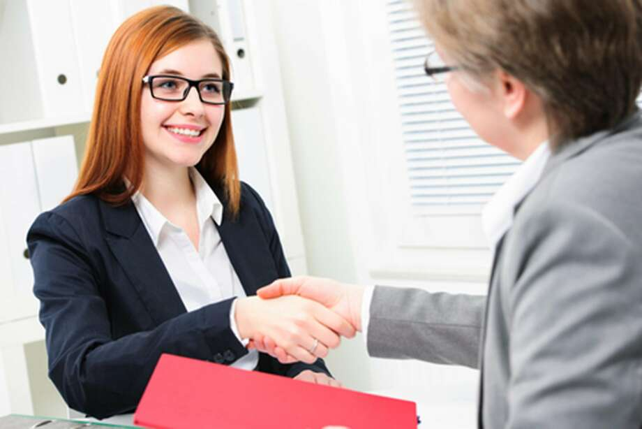 Job interview (Dreamstime/TNS) Photo: Dreamstime/TNS, TNS