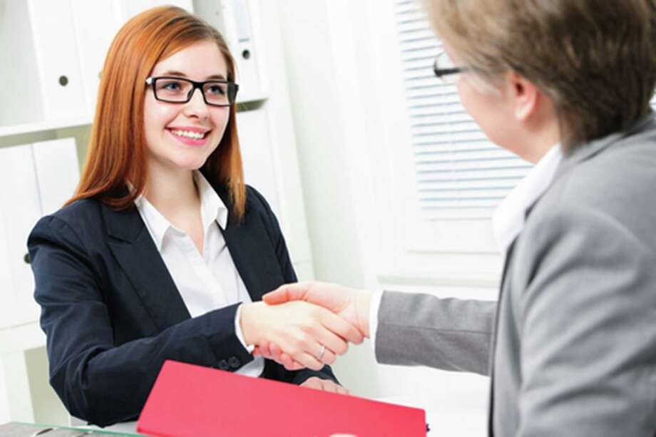 A study from Seattle-based PayScale found that job referrals from former co-workers or clients lead to about 11 percent of new employees, and are the most lucrative type for candidates. Photo: Dreamstime /Tribune News Service / Seattle Times
