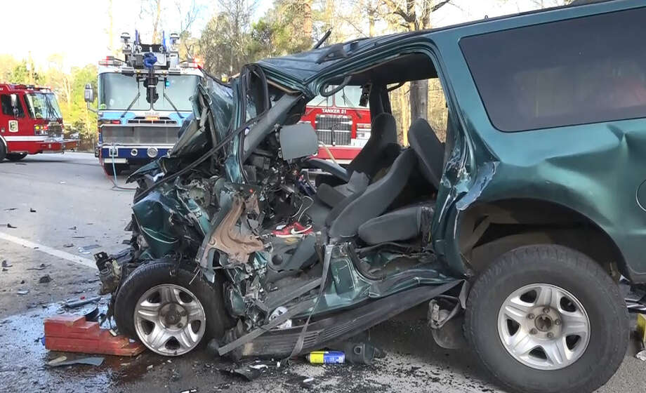 Head-on collision in Montgomery County shuts down highway for hours ...