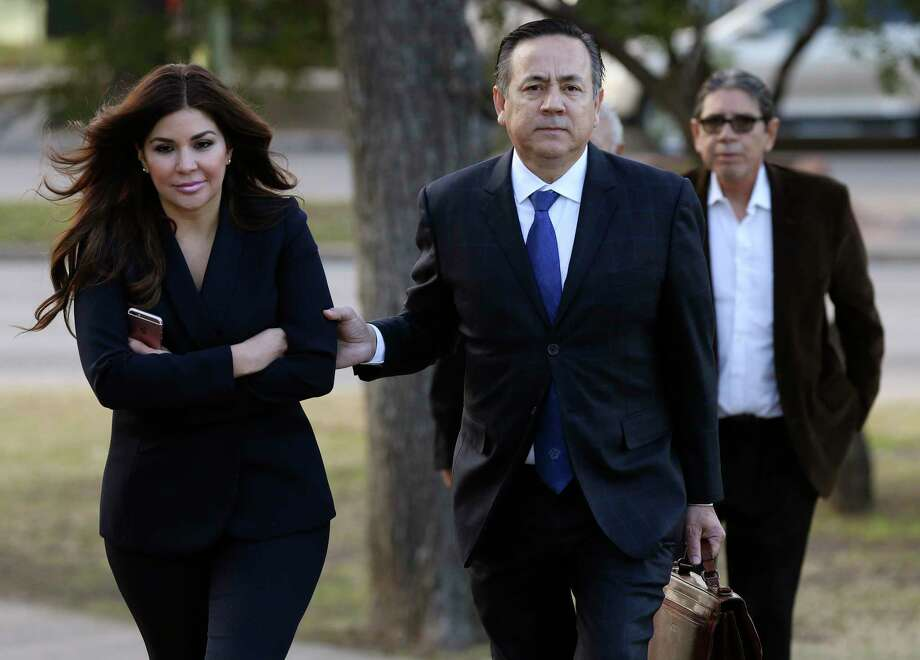 Shocking revelations from the state Sen. Uresti fraud CaseClick ahead for a look into some of the shocking testimony in the fraud case of Texas State Sen. Carlos Uresti's and co-defendant Gary Cain and their connection with FourWinds Logistics. It's one of the most high-profile and sensational trials in San Antonio in years, with allegations of an extramarital affair and investor money spent on drugs and prostitutes. Photo: Jerry Lara /San Antonio Express-News / © 2018 San Antonio Express-News