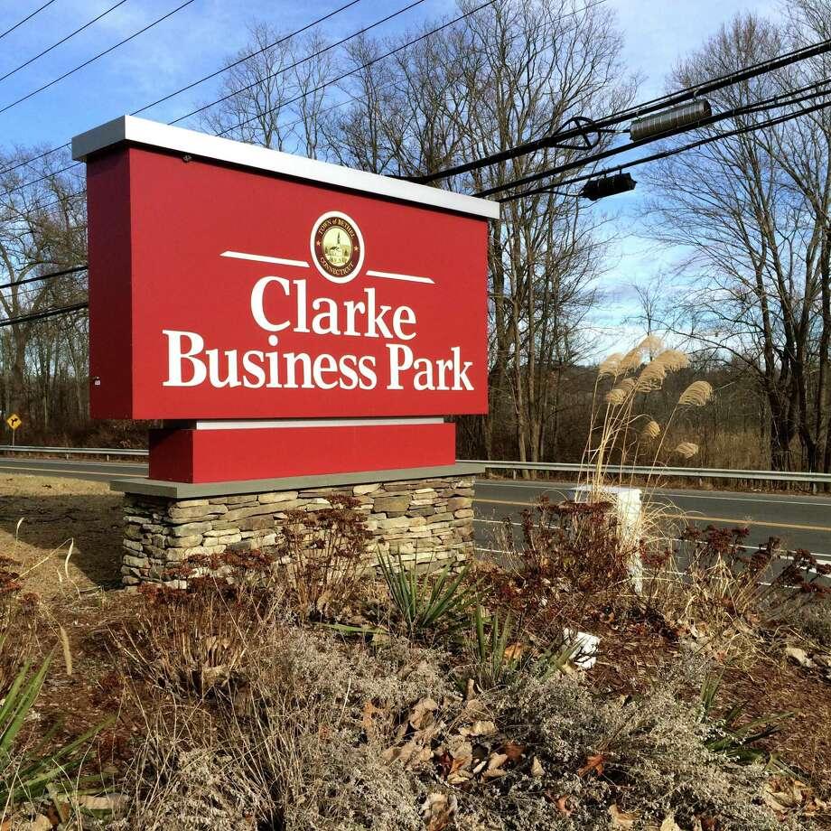 File photo of the Clarke Business Park Photo: John Burgeson / John Burgeson / The News-Times