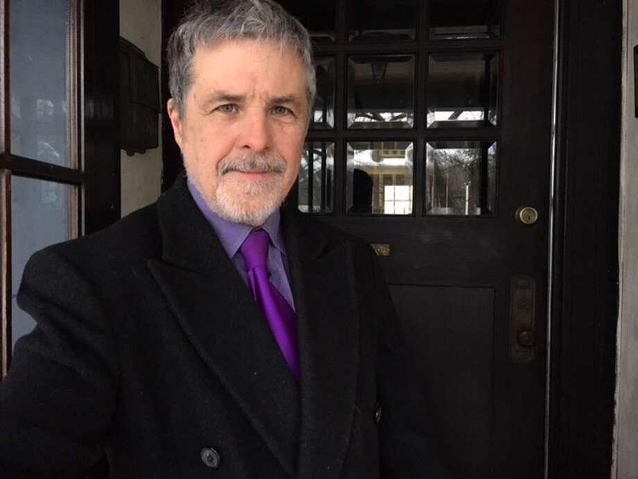 Gary Hahn, Executive Editor of UPSTATE magazine